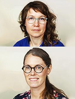 Marie Wiktorsson & Anna Lundmark Essen